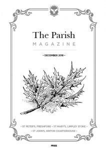 Parish Magazine - December 2018 cover